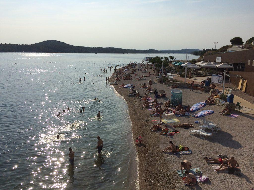 Sibenik Beach