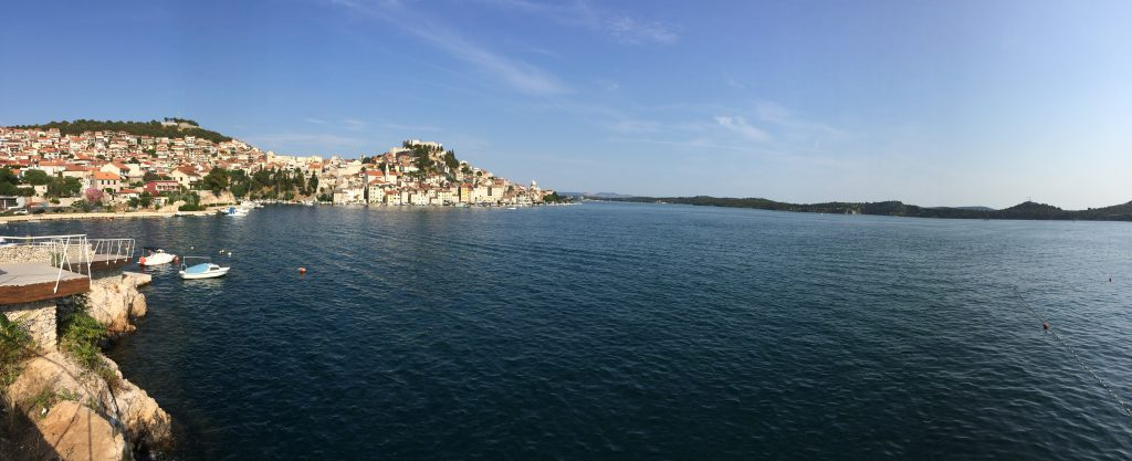 Sibenik Harbour