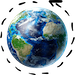 Path Around The World Logo
